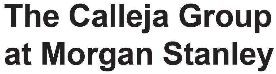 The Calleja GroupMorgan Stanley